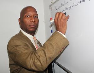 Professor Michael D. Brown
