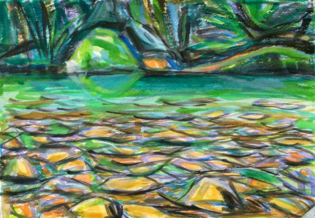 chosen brian_forrest_capilano_canyon_river_8_watercolor_15x11_w