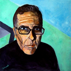 forrest_self_portrait_oil_on_canvas_24x24_2010 (1)